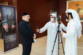 В Дубае состоялось мероприятие в честь Ахмата Кадырова