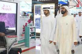 Sheikh Mohammed hails Dubai International Airport as a hub for cultures across the world