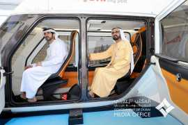 DUBAI SKY POD: Dubai's futuristic Sky Pods transport system (Video)