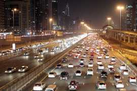 Dubai plans to live monitor 60 per cent of roads in new Dh590m scheme to cut congestion