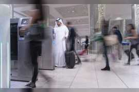 Smart travel scheme enabling travelers to use smartphones launched at Dubai International Airport