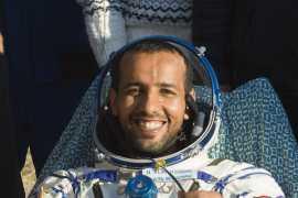 Первый космический полет астронавта из ОАЭ