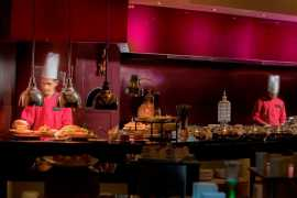 Spice up your meal with a taste of Indian cuisine at M Hotel Downtown by Millennium