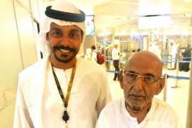 124-year-old Indian passenger stuns Abu Dhabi officials