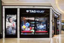 TAG Heuer to Showcase  'Museum in Motion' Exhibition in Dubai Mall