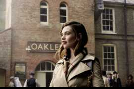 New Burberry festive campaign ' The Tale Of Thomas Burberry '