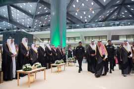 King Salman inaugurates Haramain train