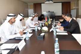 Abu Dhabi hosts 4th UAE-Turkmenistan Political Consultations Committee