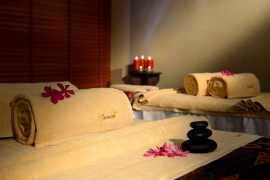 Unwind from the holiday stress with rejuvenating treatments at Jasmine Spa