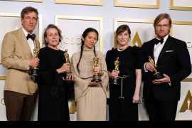 «Оскар-2021»: «Земля кочевников» и другие победители кинопремии