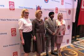 Plan b Group to promote 'Visit St Petersburg' tourism activities in the UAE