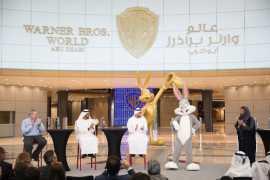 阿布扎比华纳兄弟世界主题乐园将于7月25日在向公众开放