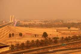 First 100 per cent humidity: now UAE hit by dust storms, rain, wind and hail