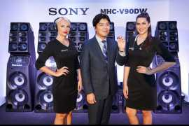 Sony Launches Noise Cancelling Headphones