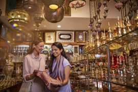 Department of Culture and Tourism – Abu Dhabi launches first edition of Retail Abu Dhabi (RAD) Spring Sales