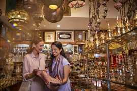 Department of Culture and Tourism – Abu Dhabilaunches first edition of Retail Abu Dhabi (RAD) Spring Sales