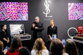 YSL Beauté opens flagship boutique in Dubai Mall